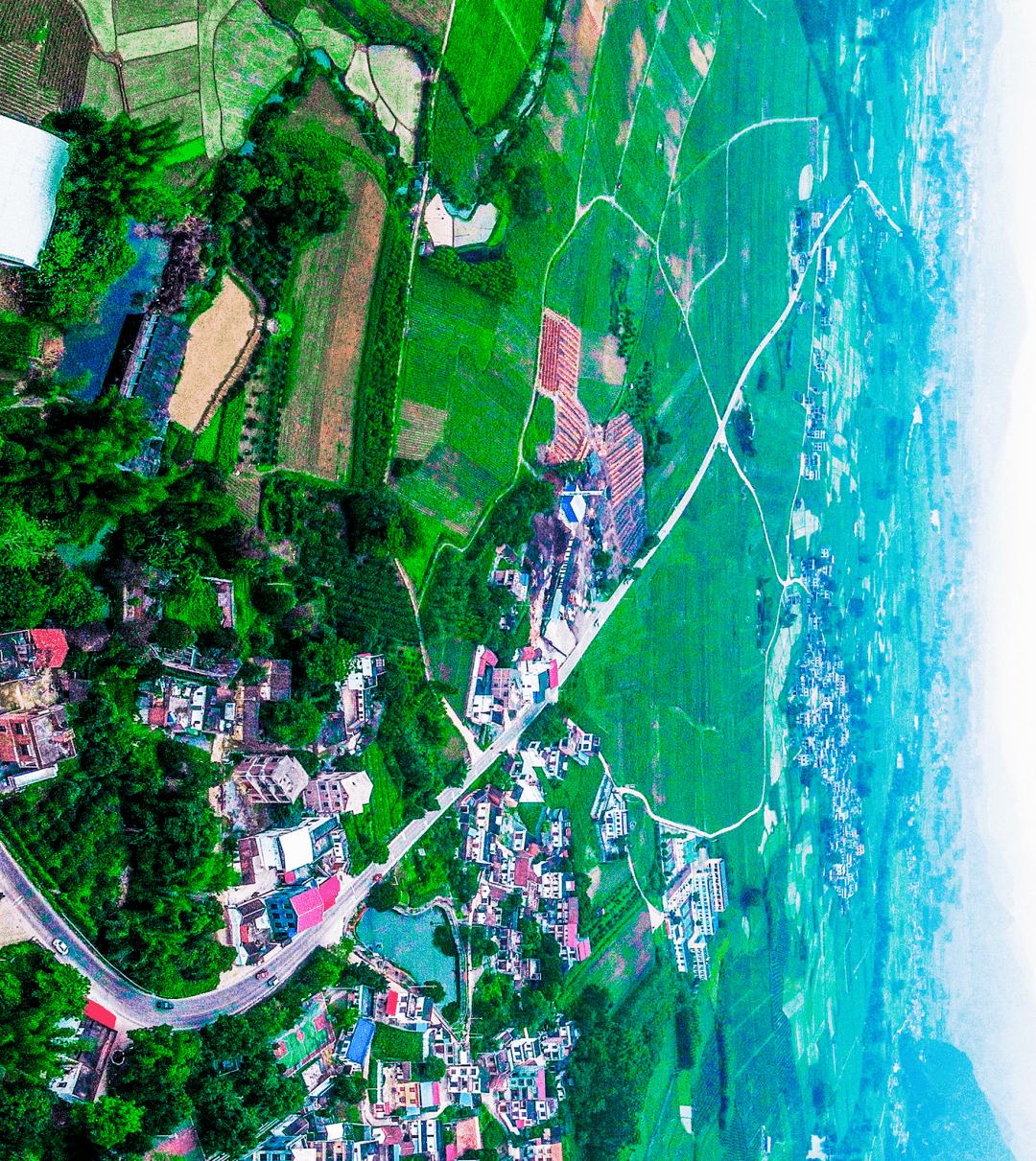 来宾这个村就是旅游景区,风景优美全国皆知!是你的家乡吗?