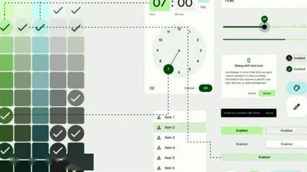 Android 12发布:采用全新设计语言 引入个性化体验的照片 - 3