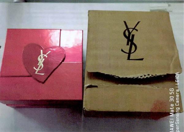情人节生鲜平台送货员偷YSL口红套装想送妻子,两天后被抓
