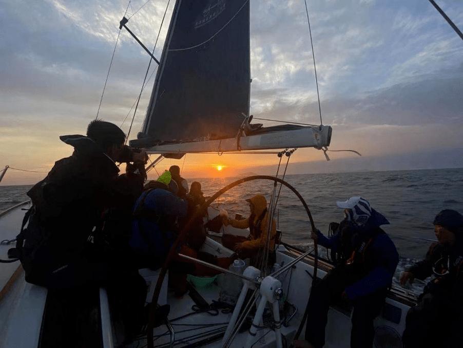 青澳国际帆船拉力赛抵厦,六城携手共促帆船运动发展