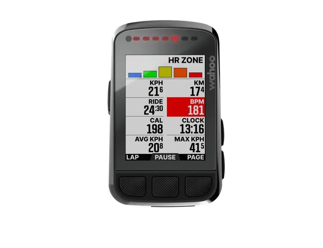 Wahoo重塑大热产品 新一代ELEMNT BOLT码表震撼上市-领骑网