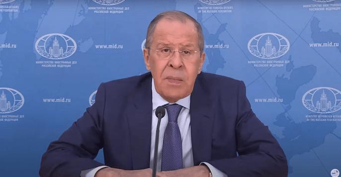 俄罗斯外长:中俄共同树立新型国际关系典范_拉夫罗夫