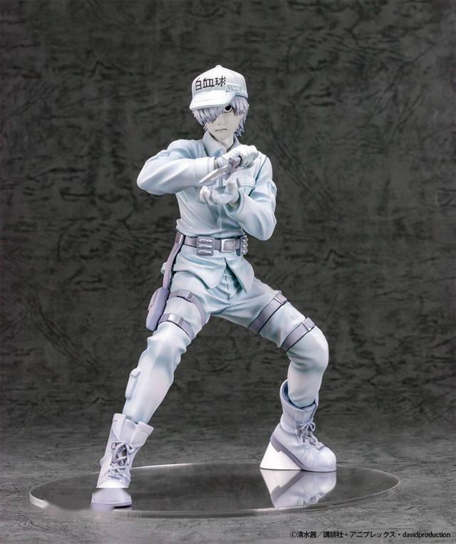 B´full FOTS JAPAN「工作细胞」白细胞手办开订插图