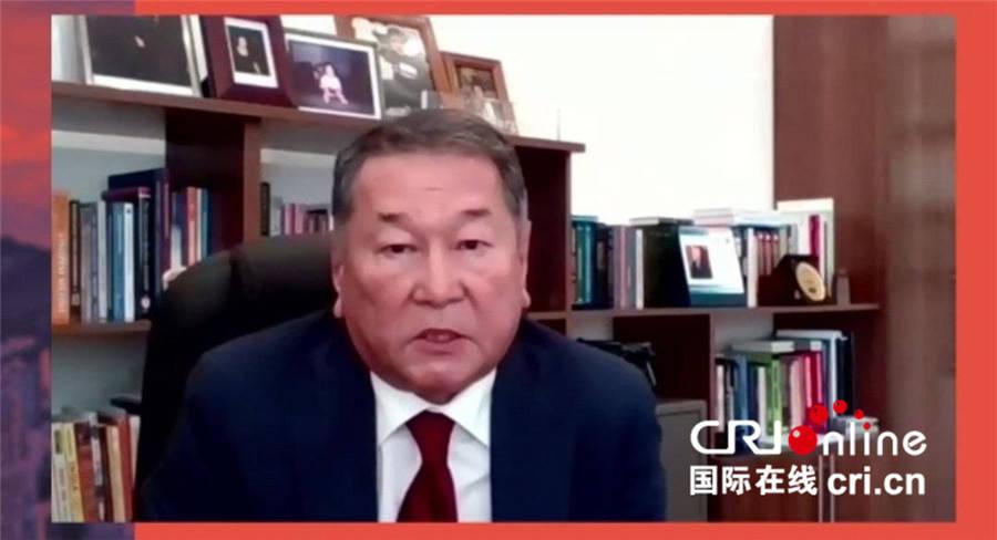 哈萨克斯坦外交家及专家:中国共产党引领中国前进