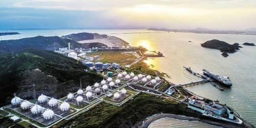 【发展海洋生态经济 浙江温州致力打造海上生态花园】