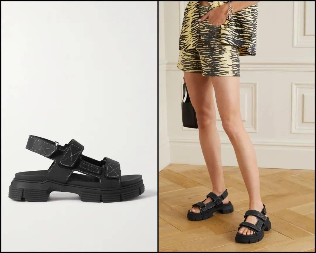 夏天想买新凉鞋不知道该怎么挑?2021夏季最新款凉鞋穿搭指南