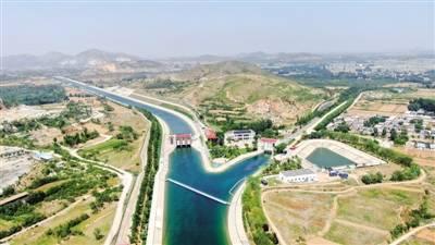 南水北调中线 累计调水400亿立方米 河南省有2400万居民用上了南水