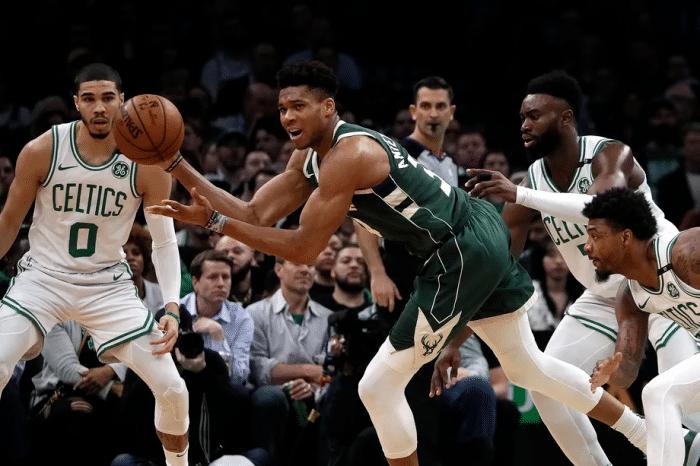 NBA:凯尔特人双子星需要反省!字母哥封神拿下总冠军,绿军的夺冠之路愈显艰难_唐人娱乐主管