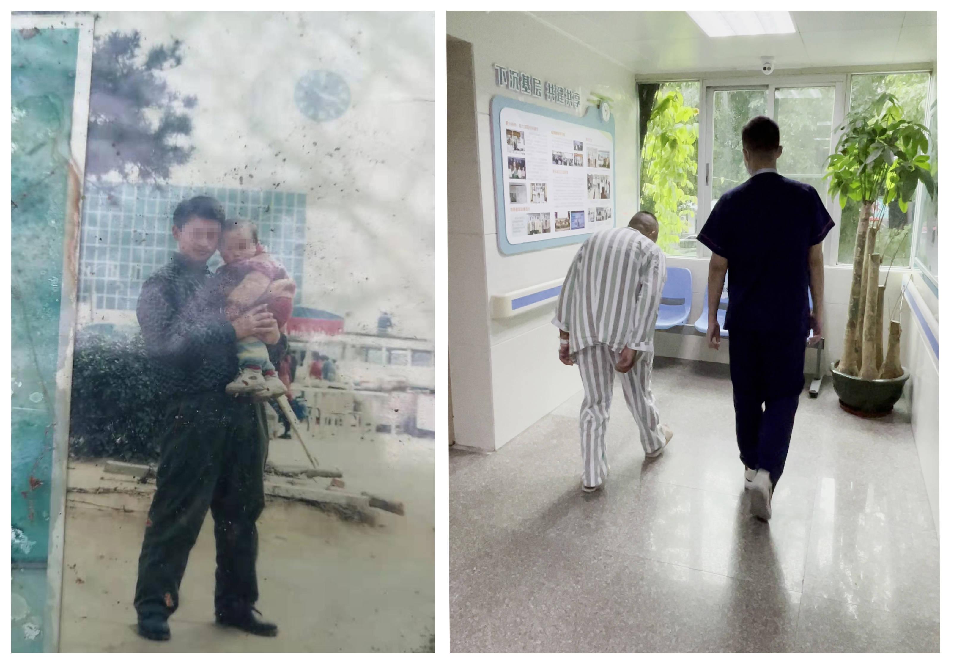 """患""""强直""""被折磨了15年,广东好医生让他重燃生命希望"""