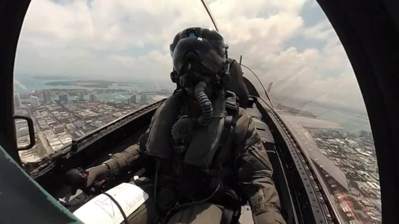 F-35战机被曝发生40多起飞行员缺氧事件,美国军事委员会要求彻查