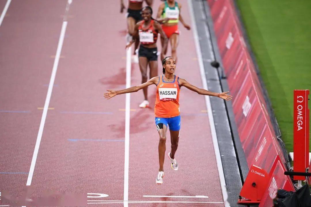 哈桑成为奥运传奇的第一块拼图