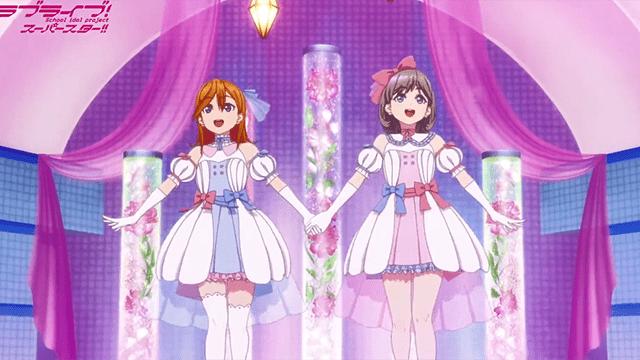 「LoveLive!SuperStar!!」第3话插曲「Tiny Stars」动画MV公开插图(2)