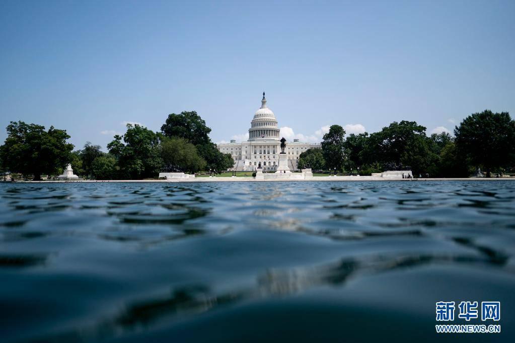 美国会参议院通过万亿美元基础设施投资法案
