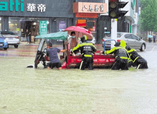 21人遇难、4人失联!湖北随县柳林镇遭遇极端强降雨
