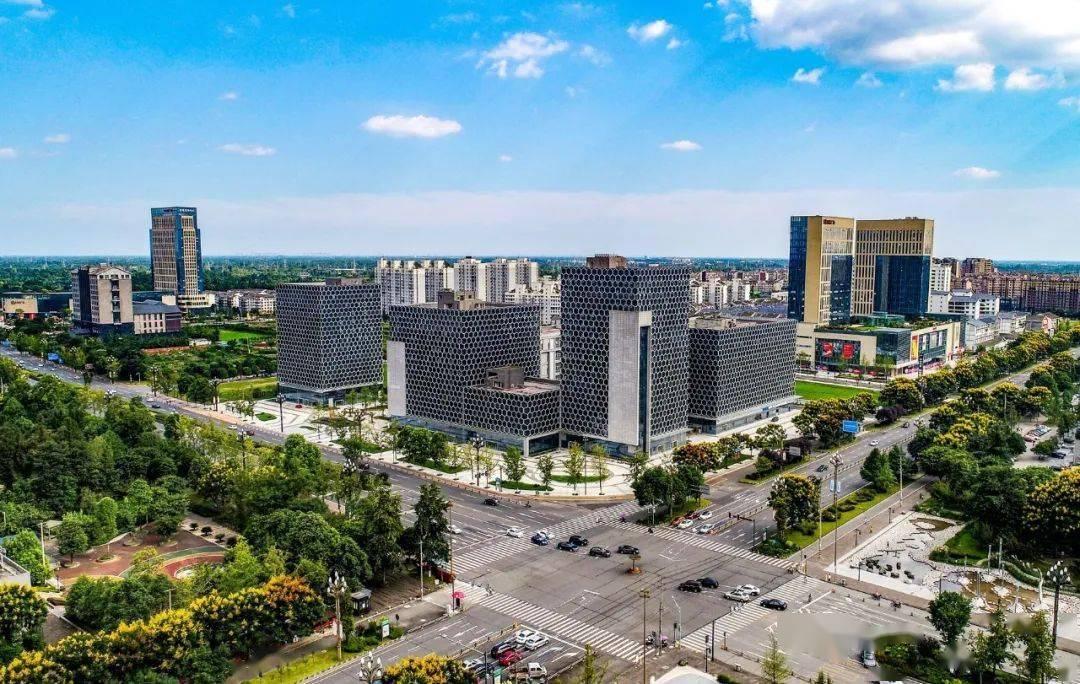 破浪前行!都江堰市主要经济指标创历史新高!
