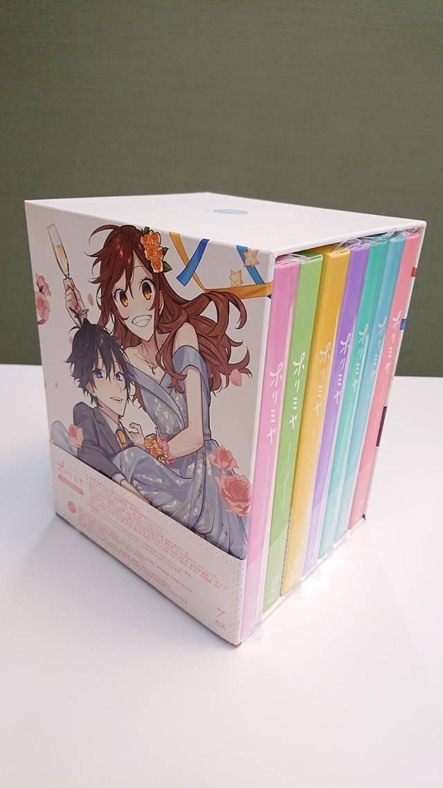 「堀与宫村」Blu-ray&DVD豪华全卷收纳BOX封面公开插图(1)