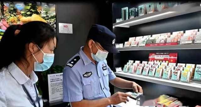 宁夏开出首张向未成年人销售电子烟罚单