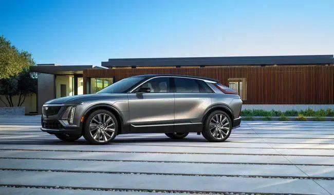 凯迪拉克这一次从零开始,首款纯电动车年内开启预售