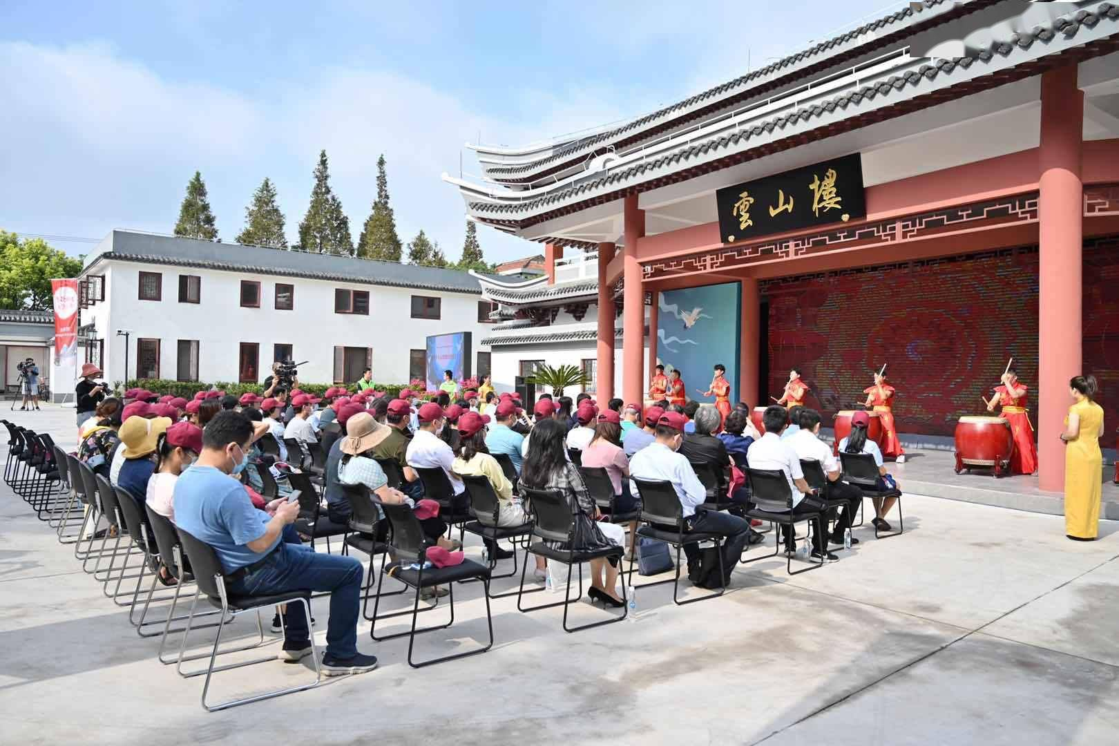 """在沪郊这个千年古镇,一座座老建筑已经或正在""""复活"""""""
