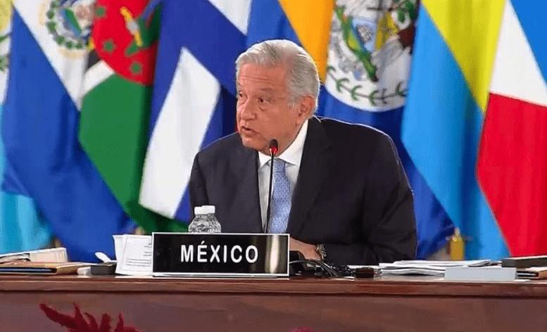 第六届拉美和加勒比国家共同体领导人会议开幕
