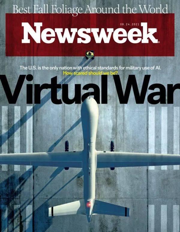 参考封面秀|虚拟战争