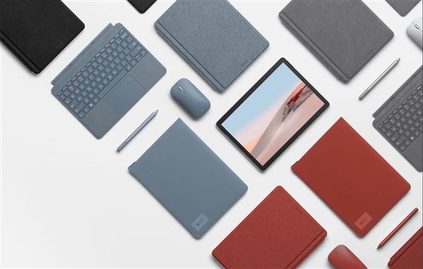 微软发布Surface GO 3:搭载Intel处理器 Win 11系统