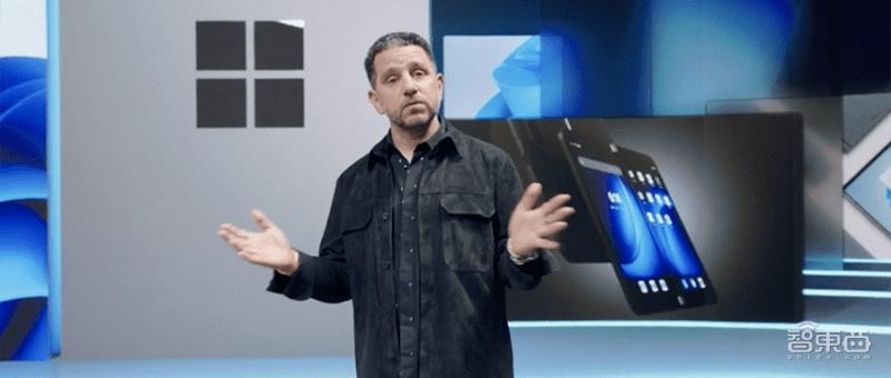 微软又造双屏折叠手机!打游戏绝了,连推8大新品,玩法连苹果也服