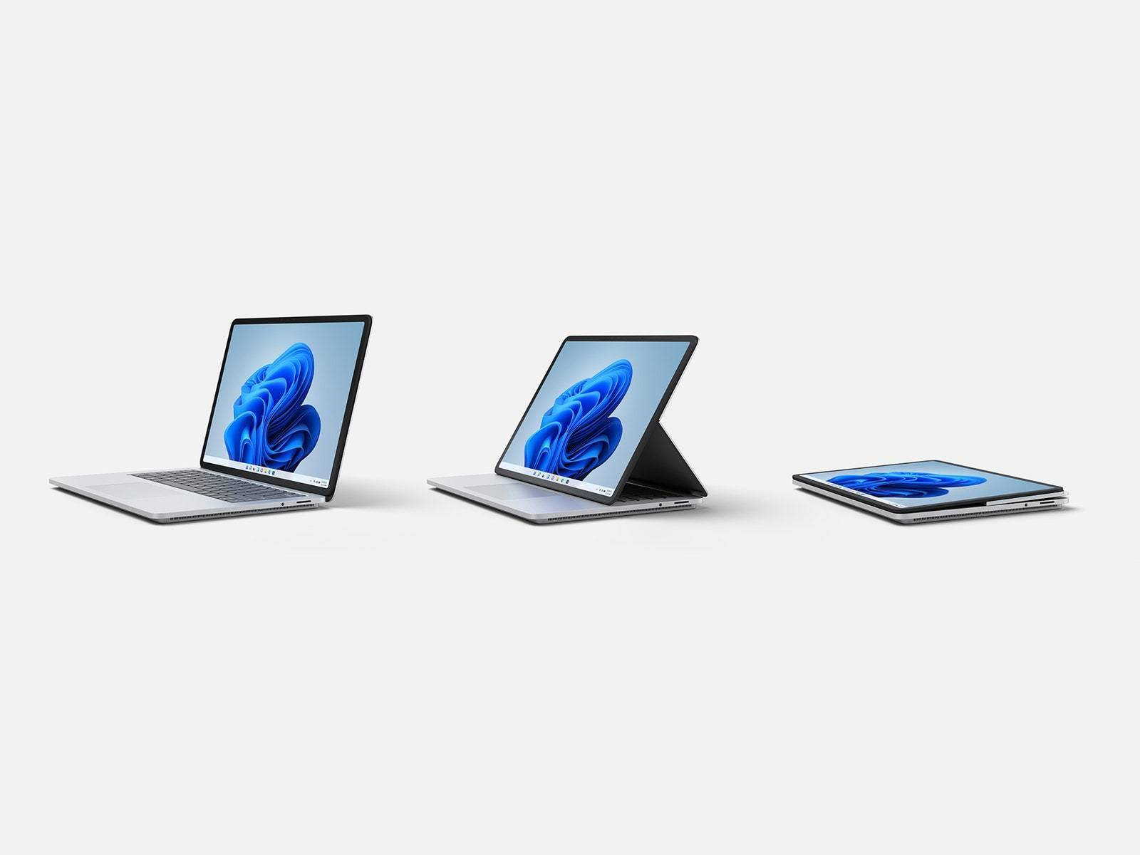 用上新姿勢的 Surface,能重新定義「觸屏電腦」嗎