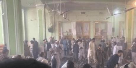 恒宏首页法媒:阿富汗南部一清真寺爆炸事件已致至少33人死亡,74人受伤