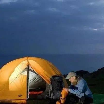 最全的户外露营旅游攻略,赶紧收藏!