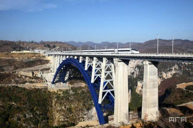 """贵州:乌江源头""""桥""""变迁"""