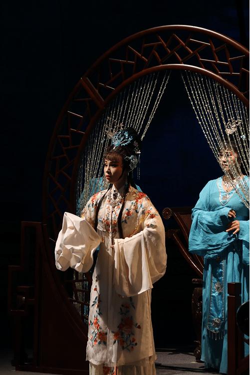 组图丨传统戏曲搭配新创小戏亮相益阳