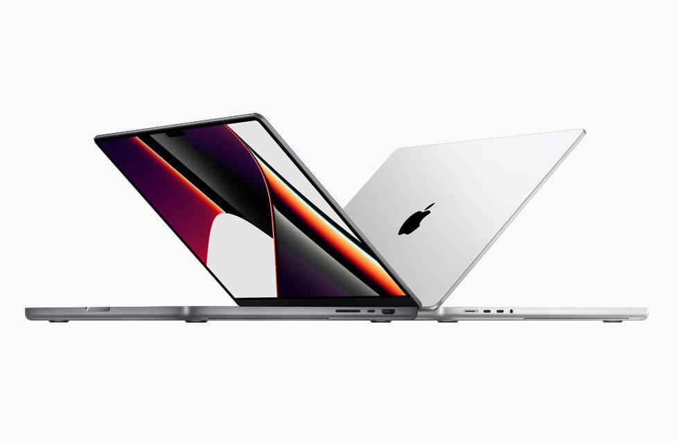 蘋果官方解讀 2021 款 MacBook Pro 14/16