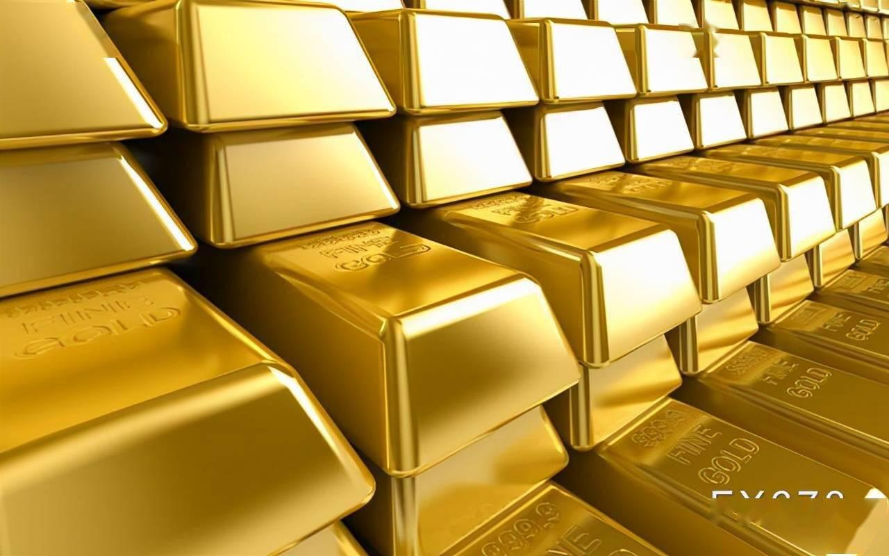 今日金价实时行情多少钱一克 10月23日国内国际黄金价格报价