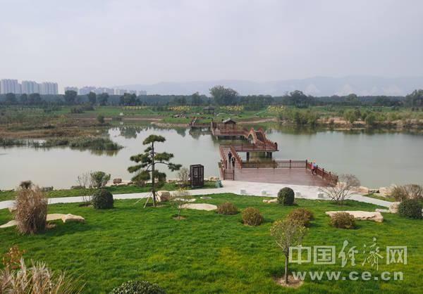 【母亲河畔的中国】碧水蜿蜒 汾河太原段美如画